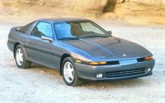 1990 Toyota Supra exterior