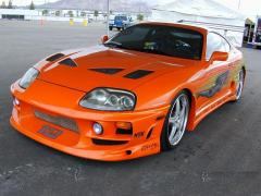 1995 Toyota Supra Photo 1