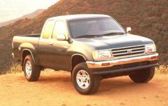 1997 Toyota T100 exterior