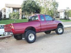 1998 Toyota Tacoma Photo 5
