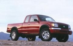 1998 Toyota Tacoma exterior