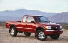 1999 Toyota Tacoma exterior