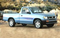 2000 Toyota Tacoma Photo 2
