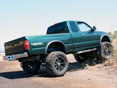 2000 Toyota Tacoma Photo 4