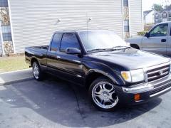 2000 Toyota Tacoma Photo 6