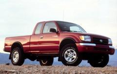 2000 Toyota Tacoma exterior