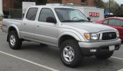 2001 Toyota Tacoma Photo 2