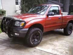 2001 Toyota Tacoma Photo 3