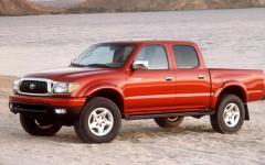 2001 Toyota Tacoma Photo 1
