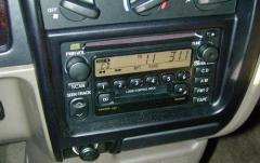 2001 Toyota Tacoma interior