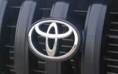 2001 Toyota Tacoma exterior