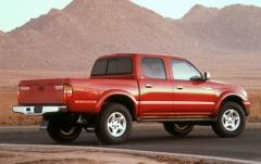 2004 Toyota Tacoma exterior