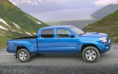 2005 Toyota Tacoma exterior
