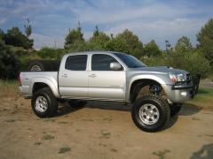 2005 Toyota Tacoma Photo 3