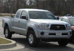 2007 Toyota Tacoma Photo 3