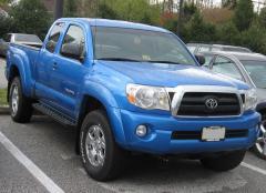 2007 Toyota Tacoma Photo 6