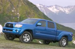 2007 Toyota Tacoma exterior