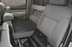 2007 Toyota Tacoma interior