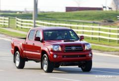 2009 Toyota Tacoma Photo 1