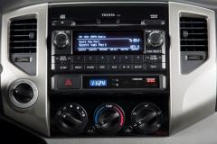 2012 Toyota Tacoma interior