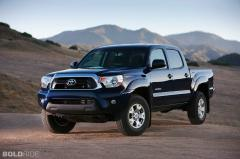 2013 Toyota Tacoma Regular Cab 2WD Photo 4