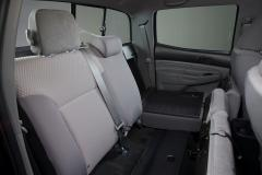 2013 Toyota Tacoma Regular Cab 2WD interior