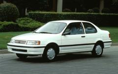 1992 Toyota Tercel exterior