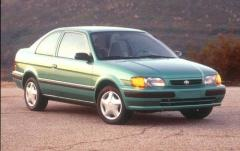 1997 Toyota Tercel exterior