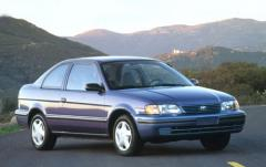 1998 Toyota Tercel Photo 1