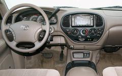 2006 Toyota Tundra interior