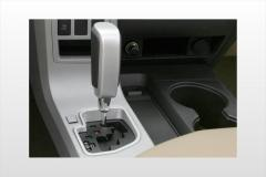 2007 Toyota Tundra Regular Cab 2WD interior