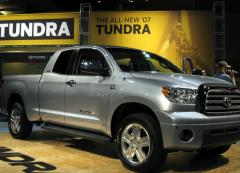2007 Toyota Tundra Regular Cab 2WD Photo 3