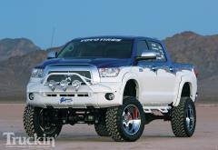 2008 Toyota Tundra Photo 1