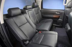 2012 Toyota Tundra interior