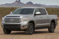 2014 Toyota Tundra exterior
