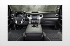 2016 Toyota Tundra SR 5.7L V8 FFV Regular Cab 2WD interior