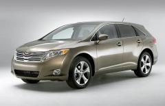 2011 Toyota Venza Photo 1