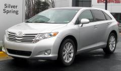 2012 Toyota Venza Photo 1