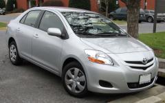 2007 Toyota Yaris Photo 1