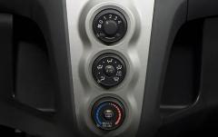 2009 Toyota Yaris interior
