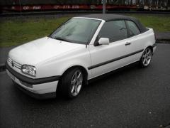1996 Volkswagen Cabrio Photo 1