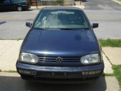 1997 Volkswagen Cabrio Photo 2