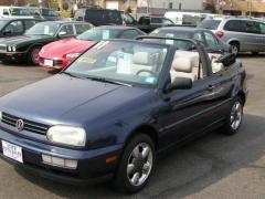 1997 Volkswagen Cabrio Photo 3