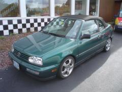 1997 Volkswagen Cabrio Photo 1