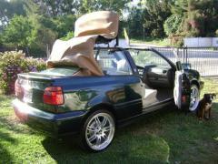 1999 Volkswagen Cabrio Photo 2
