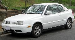 1999 Volkswagen Cabrio Photo 1