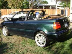 1999 Volkswagen Cabrio Photo 3