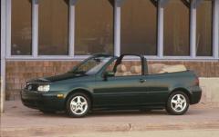 1999 Volkswagen Cabrio exterior
