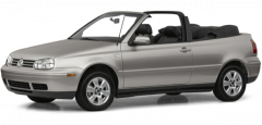 2001 Volkswagen Cabrio Photo 1