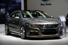 2010 Volkswagen CC Photo 2
